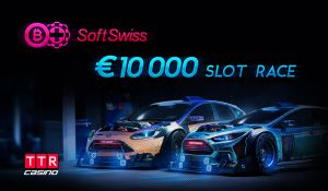 €10,000 SoftSwiss Race at TTRCASINO (20th February – 26th February)