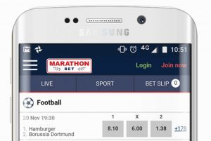 MarathonBet Launches Mobile Casino Client for UK Players