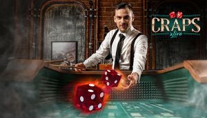 Evolution Launches Live Dealer Online Craps Game